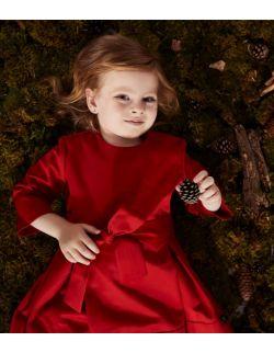 Sukienka dziewczęca Lady in Red Dress