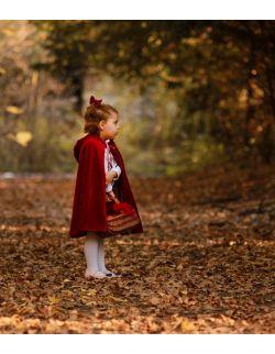 Świąteczna pelerynka Red Riding hood - różne kolory