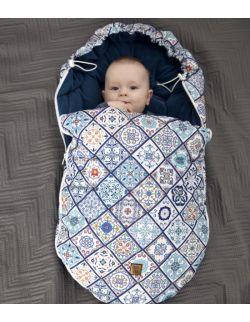 Śpiworek do wózka - Portugal (newborn 0-12mcy)