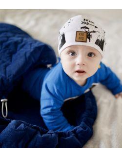 Be velvet! Śpiworek zimowy - navy (toddler 12-30mcy)