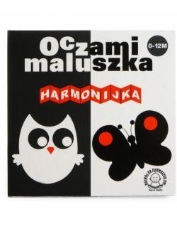 Seria Oczami Maluszka (4 książki) Pierwsza książeczka Twojego dziecka