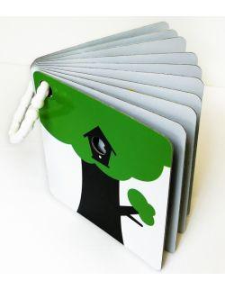 Oczami Maluszka (4 książki + Karty + Zawieszka + torba gratis)