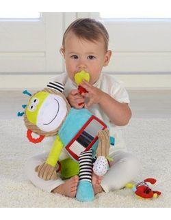 Zabawka sensoryczna Ucz Się i Baw, Małpka
