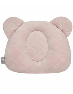 Poduszka z wgłębieniem na główkę Royal Baby Pink