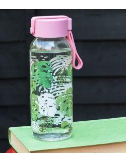 Butelka na wodę 340 ml, Tropical Palm
