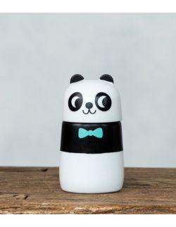 Bańki mydlane, Panda Miko