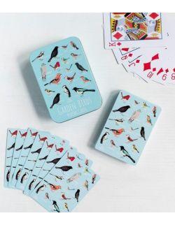 Karty do gry w puszce, Ptaki