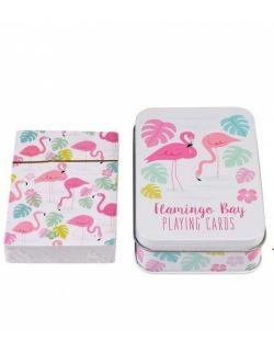 Karty do gry w puszce, Flamingo Bay