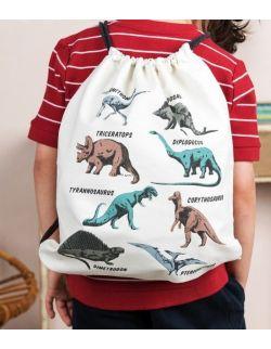 Worek-plecak, Dinozaury