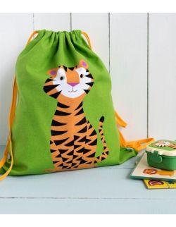 Worek-plecak, Tygrys Teddy