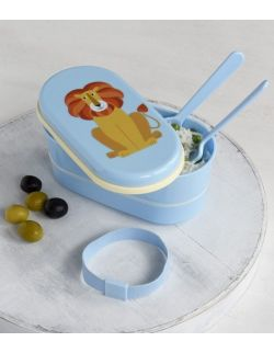 Lunchbox bento, Lew Charlie
