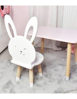 Krzesełko dziecięce Królik