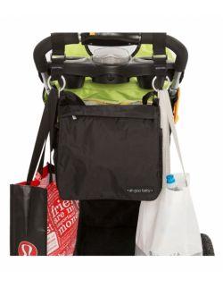 Uchwyty, karabińczyki na torbę do wózka 2 szt. – Ah Goo Baby