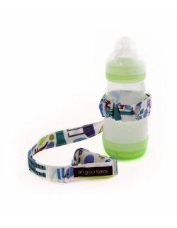 Uniwersalny pasek, uchwyt do butelek, kubków i maskotek(Zoo Frenzy)– Ah Goo Baby