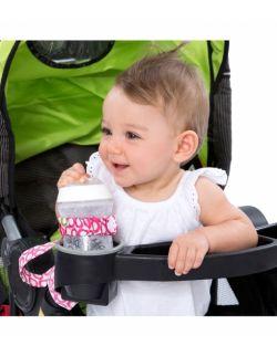 Uniwersalny pasek, uchwyt do butelek, kubków i maskotek(Bubbles in Juice)– Ah Goo Baby