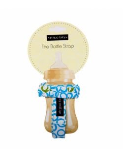 Uniwersalny pasek, uchwyt do butelek, kubków i maskotek(Bubbles in Water)– Ah Goo Baby