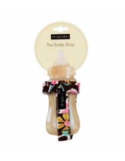 Uniwersalny pasek, uchwyt do butelek, kubków i maskotek(Retro Daisy)– Ah Goo Baby