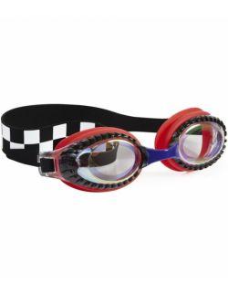 Okulary do pływania, Wyścigi, czerwone