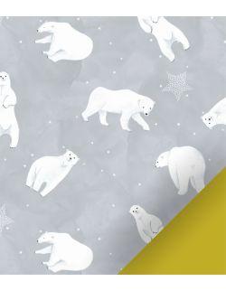 "Śpiworek z wełny merino SindBag ""Arctic Sun"" (2-4 lata)"