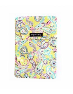 Wodoodporny woreczek na pieluszki, mokre chusteczki i zapasowe ubranka – Bloom - Ah Goo Baby