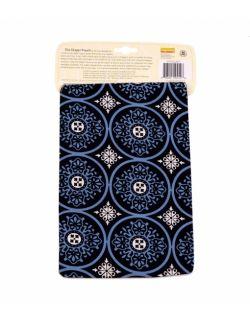Wodoodporny woreczek na pieluszki, mokre chusteczki i zapasowe ubranka – Blueberry - Ah Goo Baby