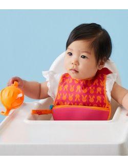 Śliniak dla niemowlaka w saszetce, Hip Hop, b.box