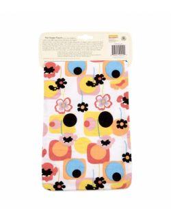 Wodoodporny woreczek na pieluszki, mokre chusteczki i zapasowe ubranka – Poppy - Ah Goo Baby