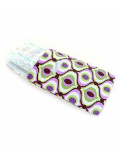 Wodoodporny woreczek na pieluszki, mokre chusteczki i zapasowe ubranka – SPA - Ah Goo Baby