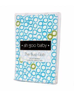 Bawełniany ochraniacz do odbijania –Bubbles in Water-  Ah Goo Baby