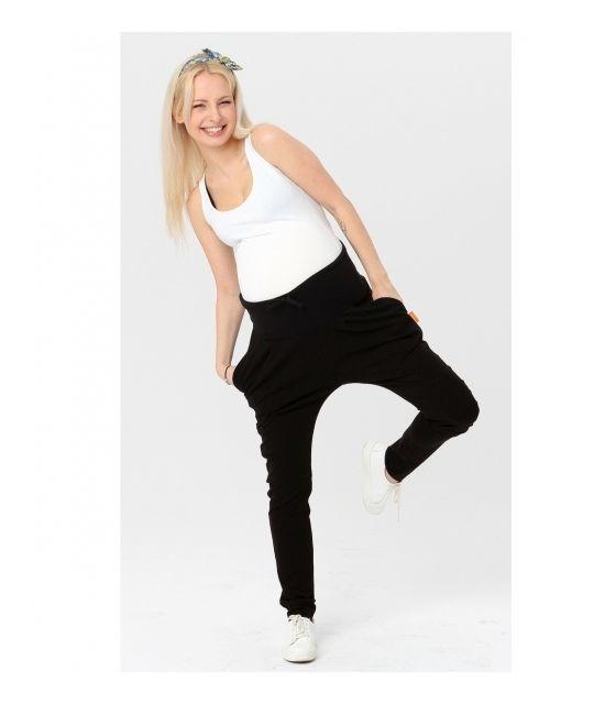 Spodnie ciążowe albany black