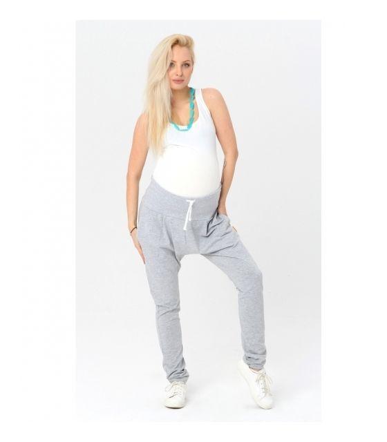 Spodnie ciążowe albany gray