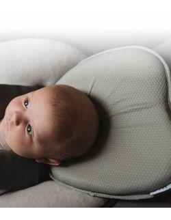 Poduszka ortopedyczna dla niemowlaka Pilo, ciemnoszary, BBluv