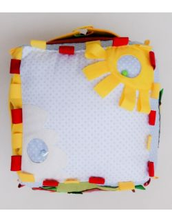 Kostka sensoryczna: First Tresure Cube