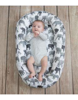 Kokon niemowlęcy - Słonie