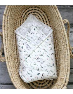 Rożek niemowlęcy White Rabbit