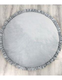Mata dekoracyjna podłogowa jasny Szary