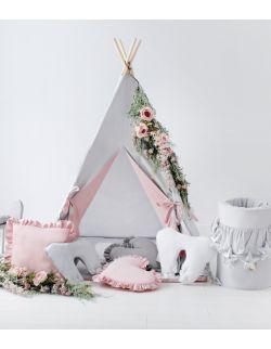 Namiot tipi dla dziecka Ballerina - zestaw