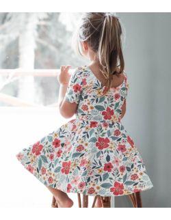 Sukienka Stella wzór 2