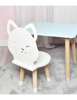 Krzesełko dziecięce Kotek