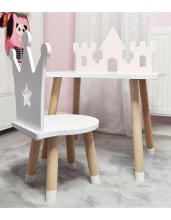 Stolik dziecięcy Zamek