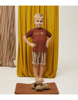 Spodenki dziecięce Nature Trousers Stripes