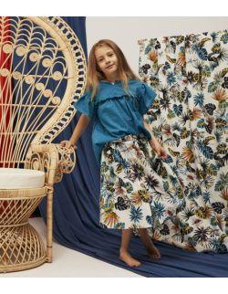 Spódniczka dziewczęca Savanna Skirt Palms