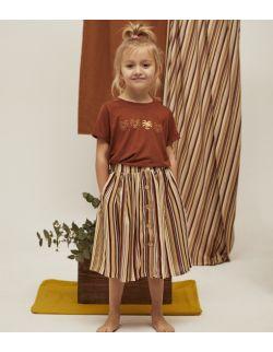 Spódniczka dziewczęca Savanna Skirt Stripes