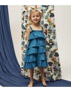Sukienka dziewczęca Resort Dress Dark Blue