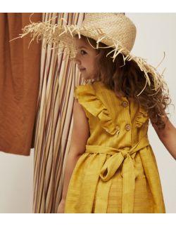 Sukienka dziewczęca Sunset Dress Yellow