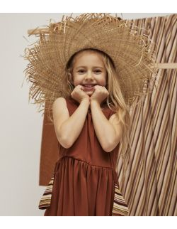 Sukienka dziewczęca Surf Dress Carmel