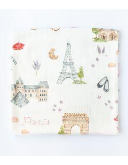Otulacz Bambusowy Paryż