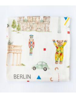Otulacz Bambusowy Berlin