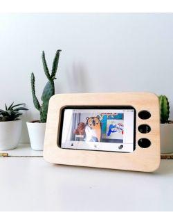 Stojak TV na telefon