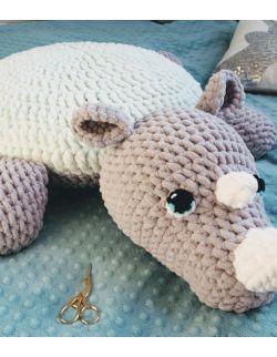 Pufa nosorożec